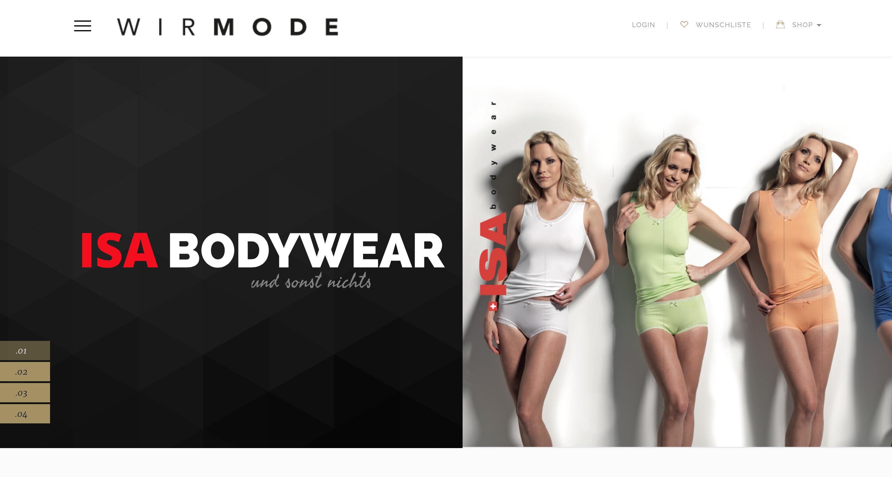Unser neuer Webshop ist online