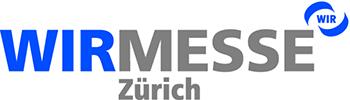 WIR Messe Zürich Logo